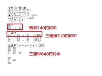 共同通信杯2020 斤量57kgマイラプソディに関するアレコレ