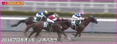 プロキオンS 前走●●だった馬は(0-0-0-32)