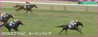 エプソムC 前走●●だった馬は連対なし