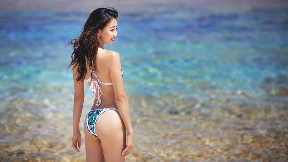 岩屋美咲さんがお色気ムンムンで・・・カキンカキンなんやけど。【画像12枚】