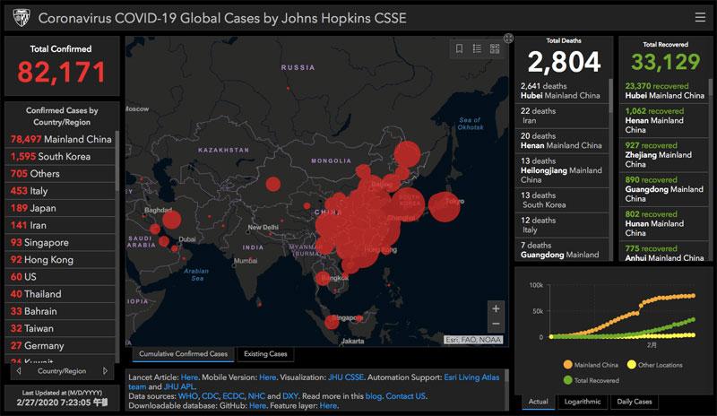 【新型コロナウイルス】この24時間で初コロナが確認された国