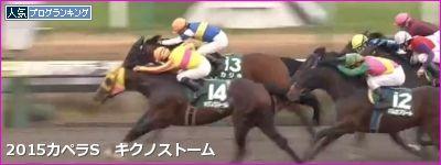 カペラS 前走●●だった馬は(0-0-0-15)