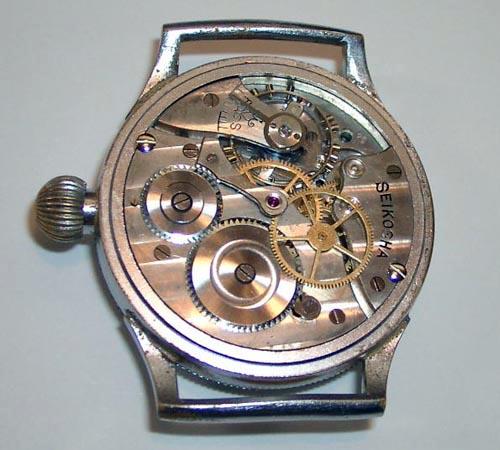 Военные часы №14 - Часы ВВС Японии, 1940-е г.