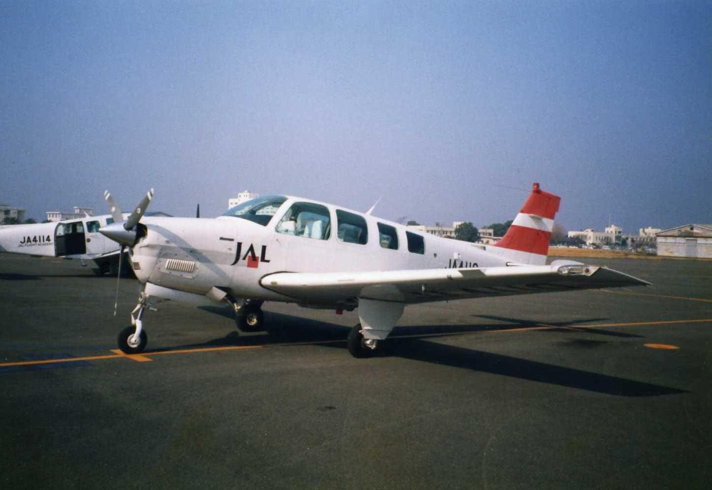 Glide Slope 【空】 FA-200とフ...