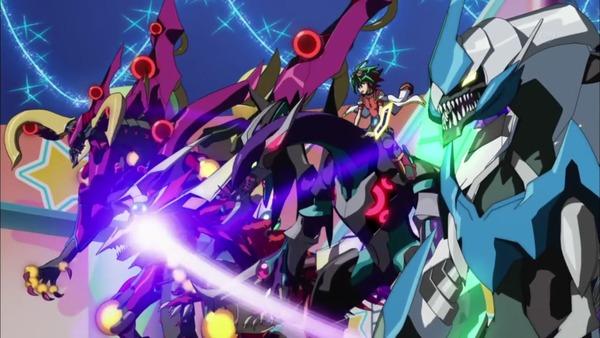 遊戯王ARC-V第147話「解き放たれたドラゴン」_001140376