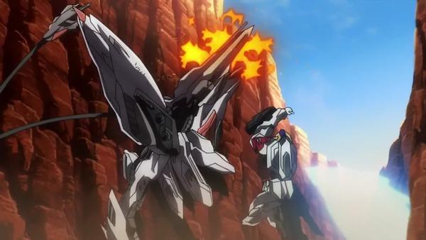 鉄血のオルフェンズ第38話「天使を狩る者」_000264779