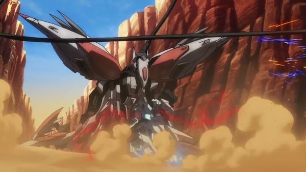 鉄血のオルフェンズ第38話「天使を狩る者」_000218297