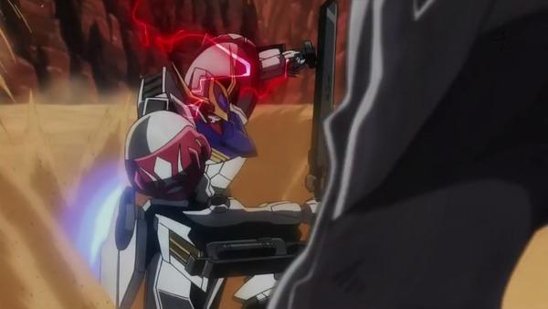 鉄血のオルフェンズ第38話「天使を狩る者」_000160259