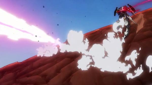 鉄血のオルフェンズ第38話「天使を狩る者」_000203766