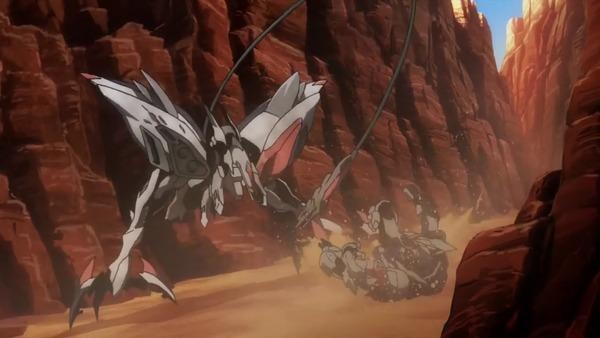 鉄血のオルフェンズ第38話「天使を狩る者」_000254856