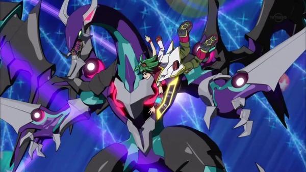 遊戯王ARC-V第147話「解き放たれたドラゴン」_001115548