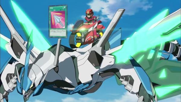 遊戯王ARC-V第147話「解き放たれたドラゴン」_000460224
