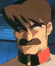 少将 ユーリ