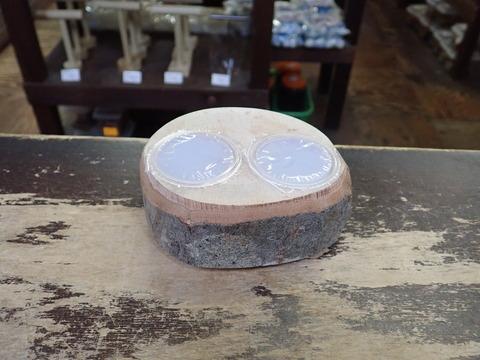 エサ皿18g2つ穴