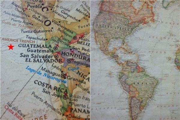グアテマラ共和国 : カブトクワガタ☆GLOBAL
