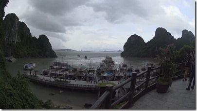 ベトナムのハロン湾岸