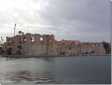 トリポリ城