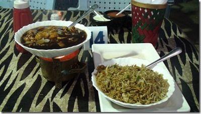 タンザニア人が作った中華料理