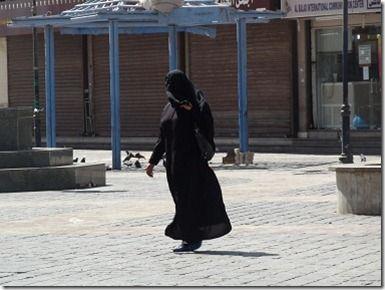 サウジアラビア女性