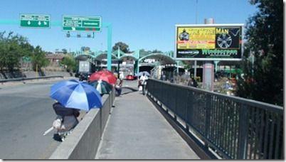 レソト南アフリカ国境マセルブリッジ