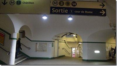 複雑すぎるパリのメトロ路線