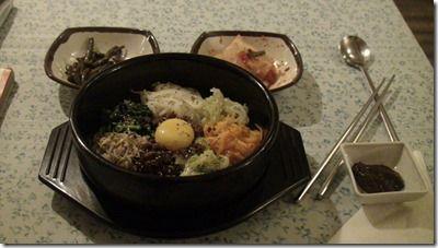 マダガスカルの韓国料理在住日本人に人気