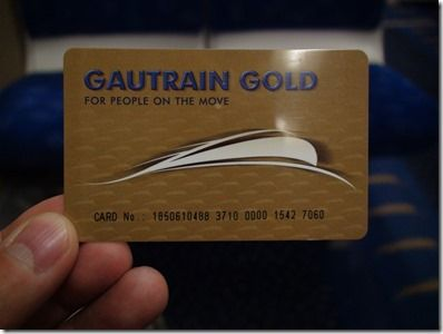 gau train card