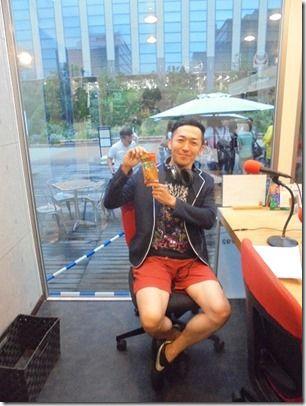 元JTB社員こじま観光MASAKI世界一周のFM旅ラジオ出演