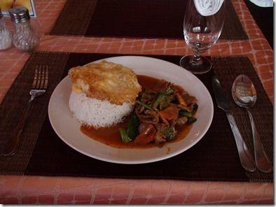マダガスカルで食べられるアジア系料理