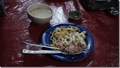 マダガスカルの屋台料理