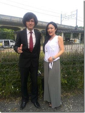 椿かおり MASAKI世界一周 旅女優