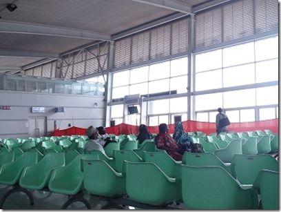 モロニの空港