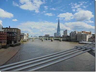 ロンドンブリッジのテロ現場