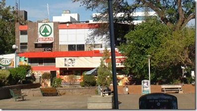 SPAR日本はコンビニだがボツワナではスーパー
