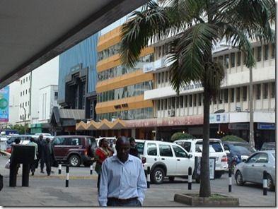 libya houseという名の元人民事務所の大使館