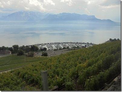 スイスのラヴォー地区