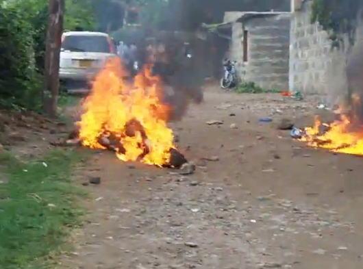 【閲覧注意】ケニアでジャガイモを盗んではいけません。