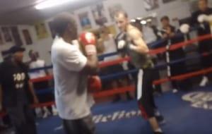 【動画】ボクシング世界5階級制覇王者の父親とヤンキーがボクシングで対決した結果・・・