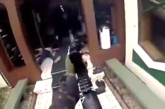 【閲覧注意】ニュージーランドのモスク銃乱射事件の犯人視点の映像が公開される。