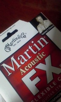 Martin FX Tommy's Choice