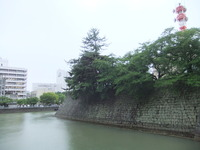 福井城内堀
