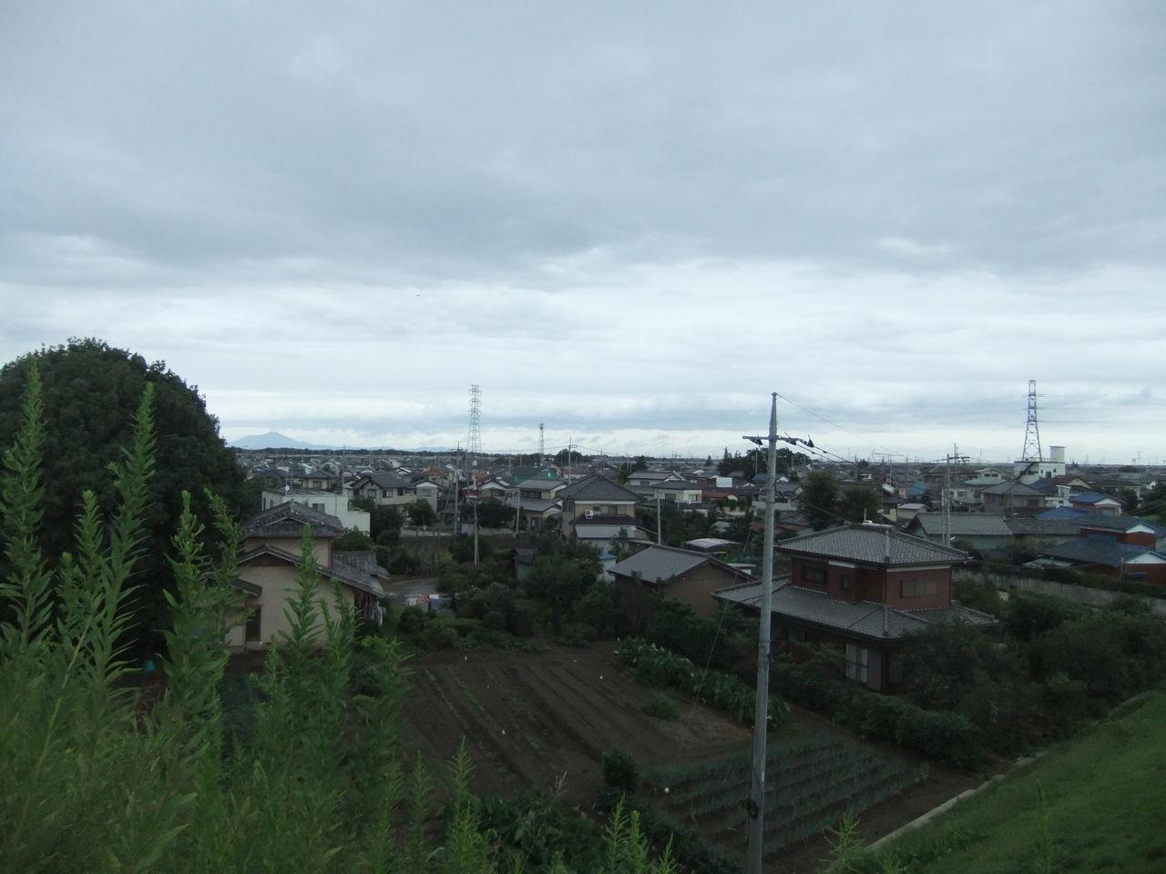 ZAKKIN NIKKIN:日光街道歩き旅 V (古河市~野木町)