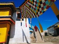 Outside of Drepung