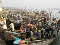 Fishmarket Coxs Bazar
