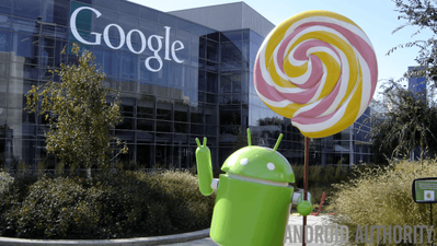 Android-Lollipop-with-Google-logo-710x400