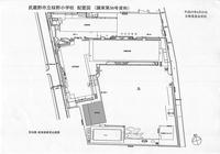 桜野小増築校舎配置図