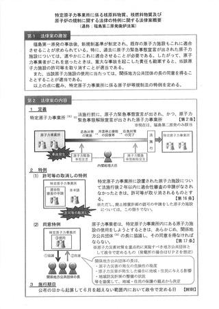 第2原発廃炉法案