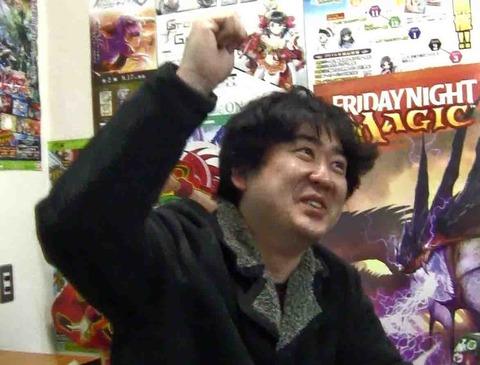 本田さん優勝1