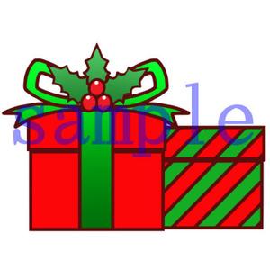 イラストレイン「クリスマスのプレゼント」