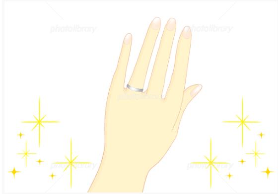 結婚指輪(銀・シルバー)